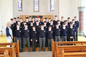 Cistercian College Roscrea 1st Years