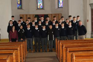 Cistercian College Roscrea 3rd Years