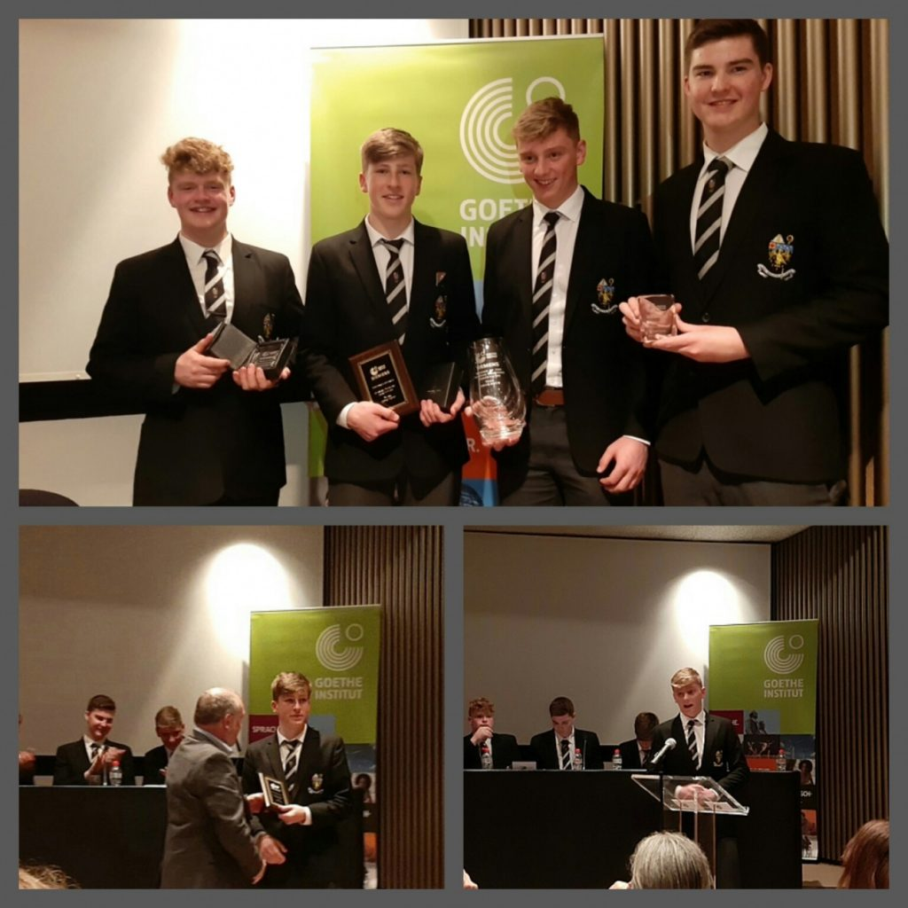 Cistercian College Roscrea, All Ireland Debating Success