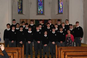 Cistercian College Roscrea 4th Years