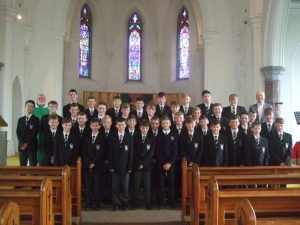 Open Year Mass celebrated in the College Chapel