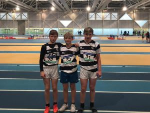 Leinster Athletics Combined Events Gold🏅