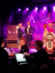 """CCR's production of """"All Shook Up"""" is an outstanding success!"""