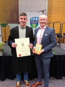 UCD Entrance Scholarship Awards 2019